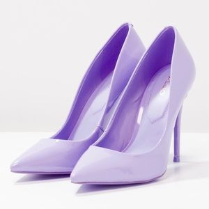 NEW Aldo Stessy Lilac Pumps Heels